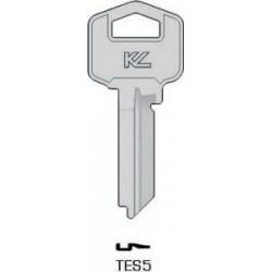 Lot de 100 ébauches acier TESA TE5 TES5