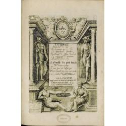 La fidelle ouverture de l'art du serrurier - Mathurin Jousse de la Flèche