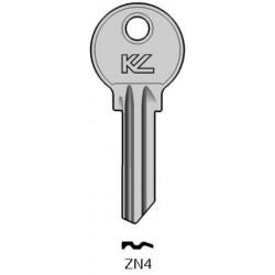 Lot de 10 ébauches acier Zenith ZN4