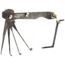 Kit de poche pour serrures radiales