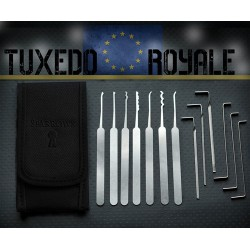 Kit de crochetage Tuxedo Royale Extra fin
