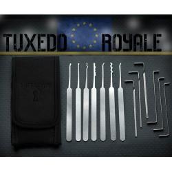 Kit de crochetage Tuxedo Rpyale Extra fin