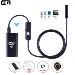 Endoscope Wifi iOs Android et PC 8mm