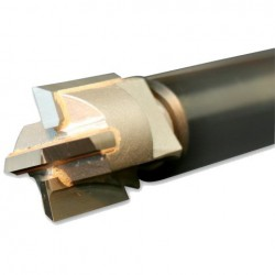 Fraise Aluminium 22.2mm pour Mortaiseuse déportée complète