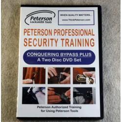 Kit complet de Bypass Peterson avec outils et DVD d'explications