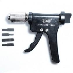 Plug spinner pistolet