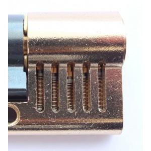 Cylindre d'entrainement NIV 2, découpé, vachette