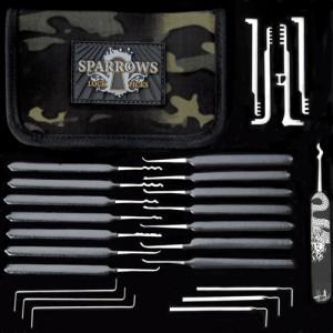 Kit de crochetage Vorax de SPARROWS