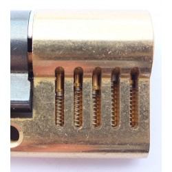 Cylindre d'entrainement NIV 2, découpé, ABUS E50
