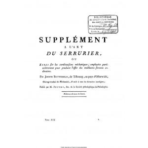 Botterman, art serrurerie