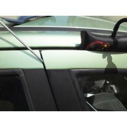 Utilisation coussin d'écartement portière de véhicule