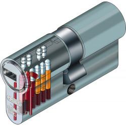 Cylindre d'entrainement découpé ABUS EC60