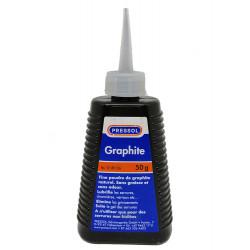 poudre de graphite pour serrure
