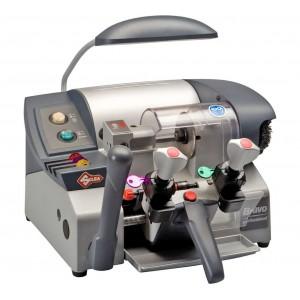 Machine à clés plates + Bricard - BI 106 CARAT BD