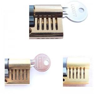 Pack N°2 de 3 cylindres d'entrainement Niveau 1, 2 et 3