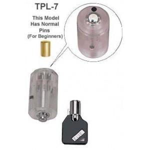cylindre d'entrainement transparent tubulaire