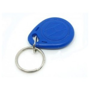 Badge RFID 13,56 MHz Porte clés