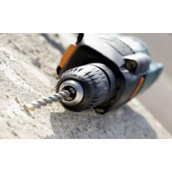 Mandrin  adaptable pour perforateur