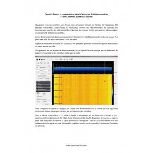 Tuto décodage télécommande avec la Clé USB RTL-SDR 24MHz-1.7GHz
