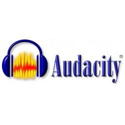 Audacity, logiciel