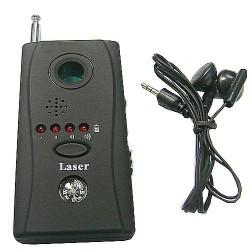 Détecteur de Micros et Caméras espions