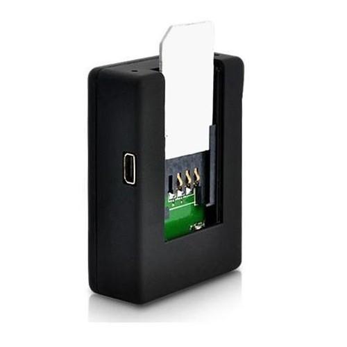 micro espion gsm d tecteur de pr sence ouverture fine. Black Bedroom Furniture Sets. Home Design Ideas