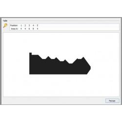InstaCode, logiciel machine à clé