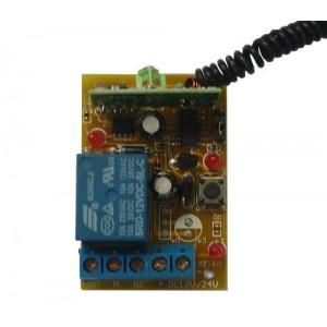 Relais sans fil 433 MHz 12V